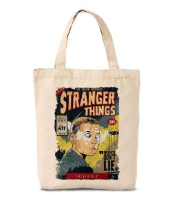 Ecobag Stranger Things