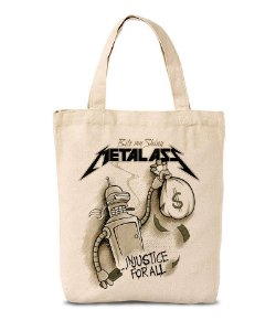 Ecobag Metal Ass