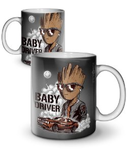 Caneca Groot Driver