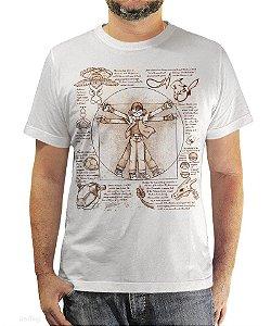 Camiseta Ash Vitruviano