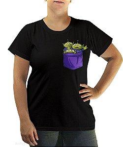 Camiseta E.T de Bolso