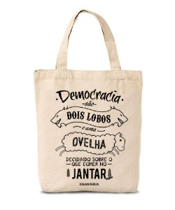 Ecobag Democracia