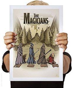 Poster Magic Road