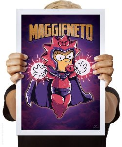Poster Maggieneto
