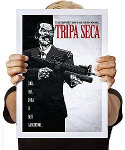 Poster Tripa Seca Scarface