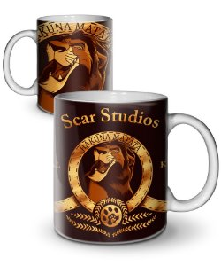 Caneca Scar Studios