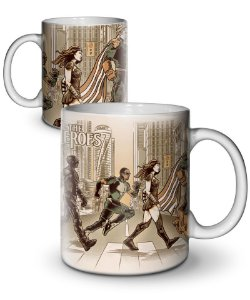Caneca The Heroes