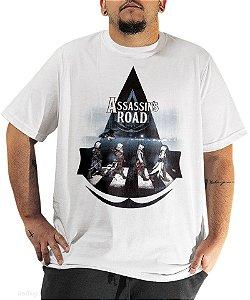 Camiseta Assassin's Road