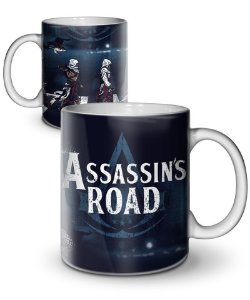Caneca Assassin's Road