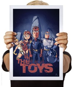 Poster The Toys