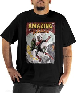 Camiseta Amazing Bugman