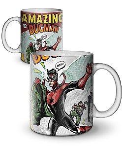 Caneca Amazing Bugman