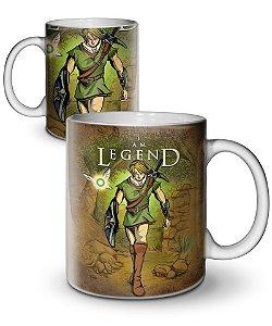 Caneca I Am Legend