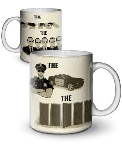 Caneca The Bands