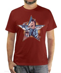 Camiseta Bojack