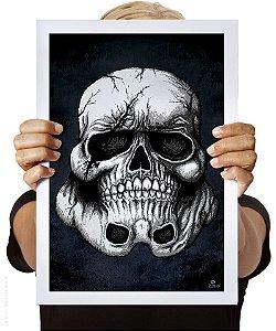 Poster Skull Trooper