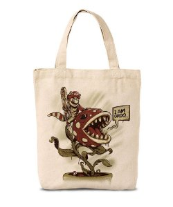 Ecobag Mario Raccoon