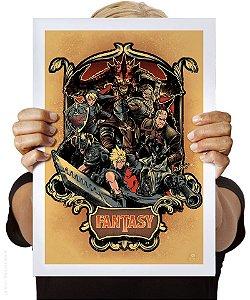 Poster Fantasy