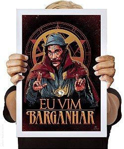 Poster Strange Madruga