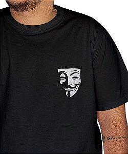 Camiseta V de Vingança