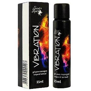 Vibration Gel Eletrizante 15ml Segred Love