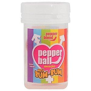Pepper Ball Meu Bumbum Sensação Pepper Blend