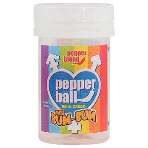 Pepper Ball Meu Bumbum Beijo Grego Pepper Blend