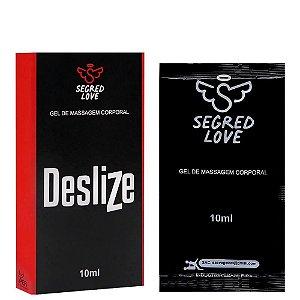 Deslize Gel Beijável Ice 10ml Segred Love
