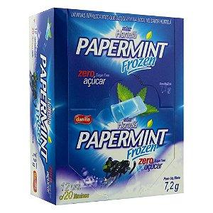 Pack 12 Unidades Sexy Paper Lâmina Hortelã Danilla