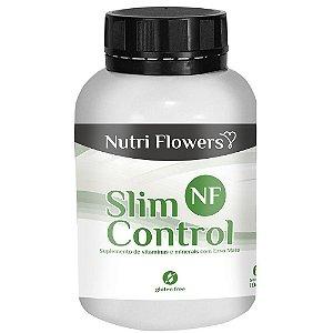 Slim Control Inibidor de Apetite 60 Cápsulas Hot Flowers