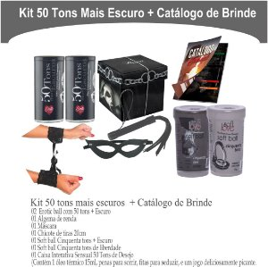Kit Para Revenda Sexshop 7 Produtos + Brinde