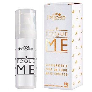 Toque Me Gel Hidratante Para Mãos 16gr Hot Flowers