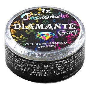 Diamante Lubrificante Vasodilatador 7g Garji