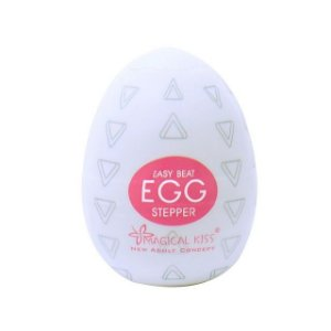 Egg Stepper Easy One Cap Magical Kiss Cia Import