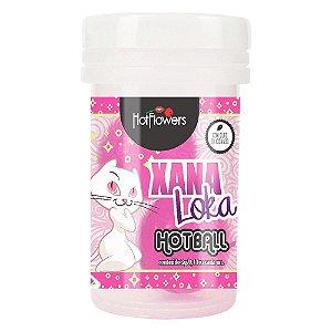 Bolinha Excitante Hot Ball Xana Loka com 02 Unidades Hot Flowers