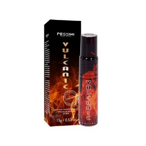 Vulcanic Excitante 15ml Pessini