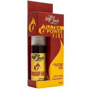 Ultra Power Fire Eletric Jatos 15ml Soft Love