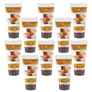 Pack 10 Unidades Porta Dos Fundos Chocolate 15gr 40Graus