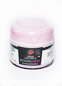Gel Lubrificante Feminino Heat Woman 15gr Sexy Tool