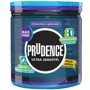 Prudence Redondinha Kit Ultra Sensível Prudence
