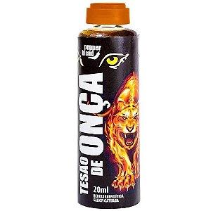 Tesão De Onça Energético Afrodisíaco 20ml Pepper Blend