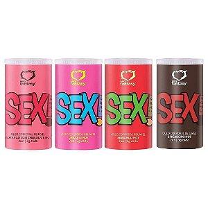 Sex Caps Bolinha Beijável Hot Sexy Fantasy