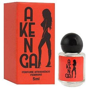 A Kenga Perfume Afrodisíaco Feminino 5ml Sexy Fantasy