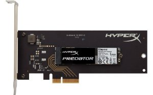 SSD 240GB PCI-E - Kingston HyperX Predator 2.0