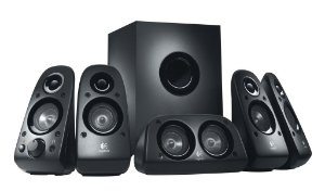 Caixa de Som Surround Logitech 5.1 - Z506