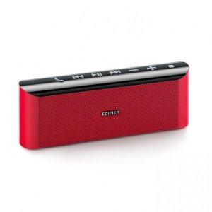 Caixa de Som Portátil Bluetooth Edifier MP233 - Vermelha