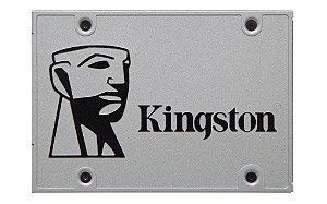 SSD 240GB SATA III - Kingston SSDNow UV400 C/ Kit Desktop