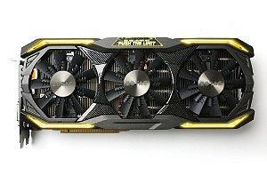 Placa de Vídeo nVidia GeForce GTX 1080 8GB GDDR5X Zotac AMP! Extreme