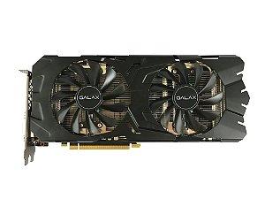Placa de Vídeo nVidia GeForce GTX 1070 8GB GDDR5 Galaxy EXOC