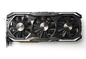 Placa de Vídeo nVidia GeForce GTX 1070 8GB GDDR5 Zotac AMP! Extreme